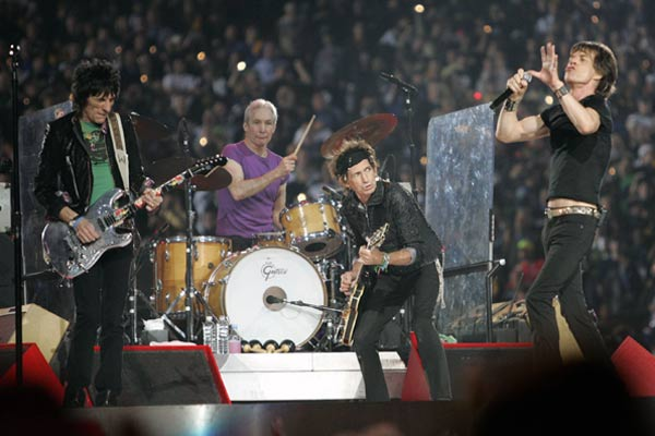Rolling Stones: O2 Arena