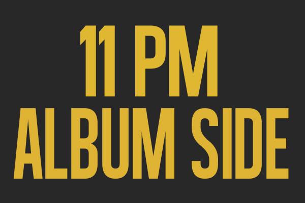 11pm Album Side