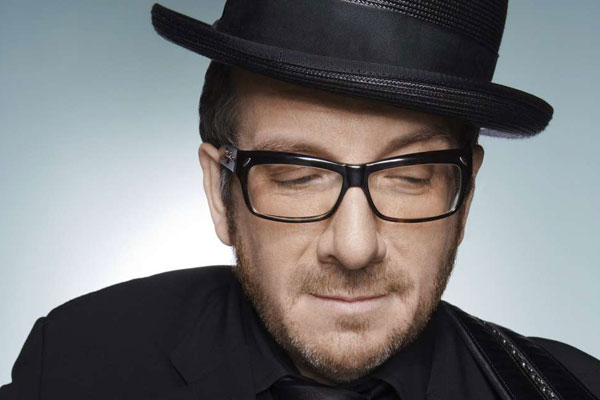 Elvis Costello records new album with The Roots