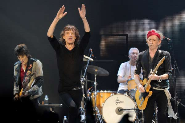 Rolling Stones Announce North American Tour