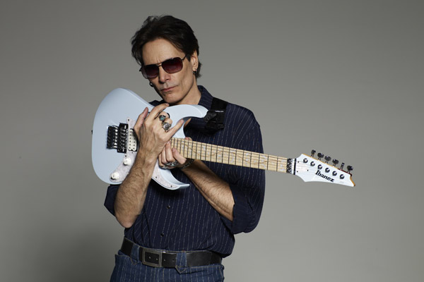 The Sound presents Steve Vai in New Zealand