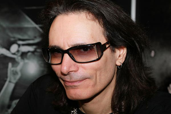 Mark McCaron talks to guitar god Steve Vai
