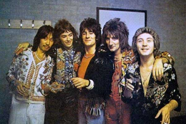 Rod Stewart will rejoin Faces with Ronnie Wood pledge