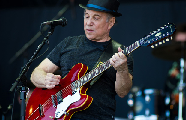 Happy birthday Paul Simon from The Sound