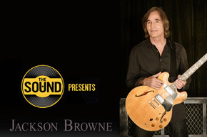 The Sound presents an evening with Jackson Browne
