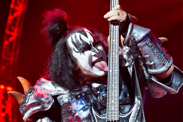 KISS concert photos exclusive to The Sound