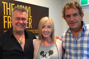 Jimmy Barnes and Ian Moss talk to Tracey