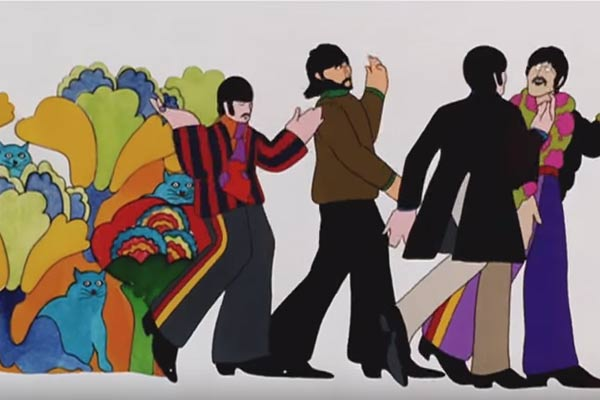 Today in history: The Animated Yellow Submarine film was released