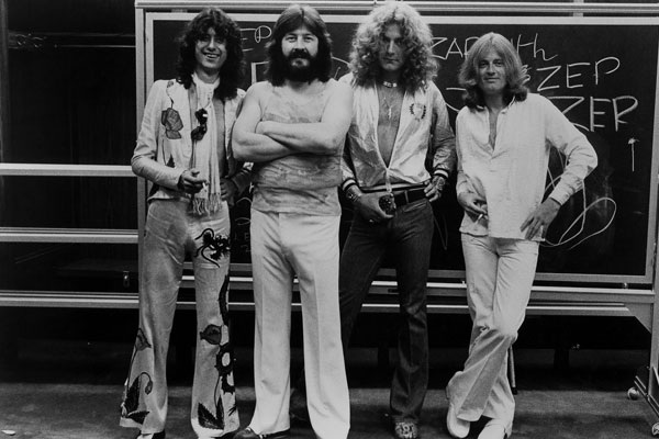 Led Zeppelin premiere Hot's On For Nowhere, fresh from the reissue