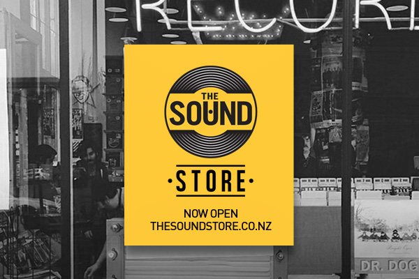 The Sound Store is open