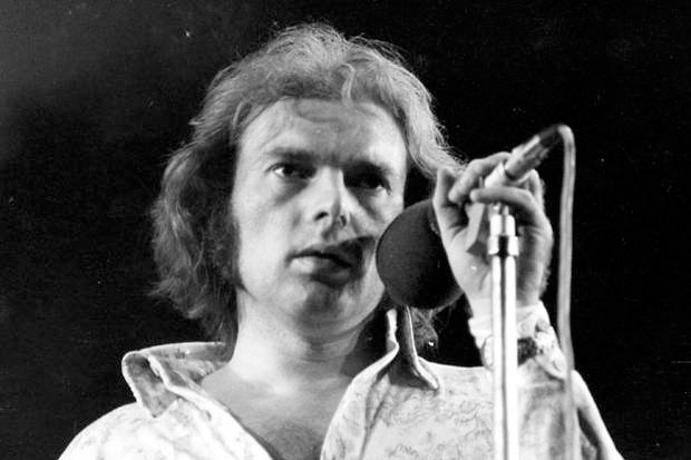 Van Morrison celebrates 70th birthday