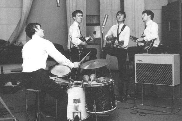 The Beatles record their first singles 'Love Me Do' and 'P.S. I Love You'
