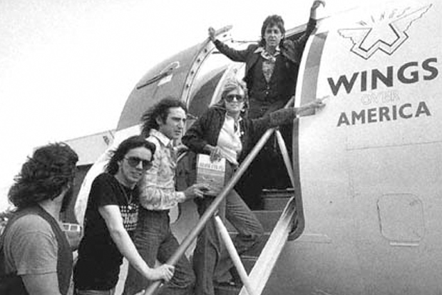 Paul McCartney and Wings begin their historic 13-month world tour