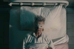 David Bowie announced his death in his last music video 'Lazarus'
