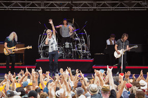 Greenstone Entertainment Presents Huey Lewis, REO Speedwagon and Melissa Etheridge
