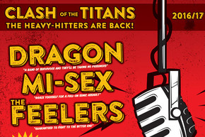 Clash of the Titans is back