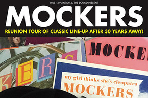The Mockers reunite after 30 years for New Zealand Tour