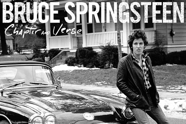 Win Bruce Springsteen's autobiography & Chapter and Verse Album