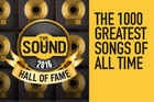 The top 500 songs in The Sound Hall of Fame Countdown 2016