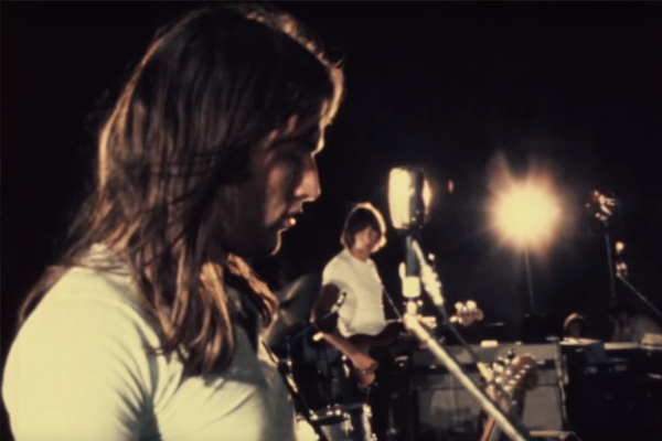 Pink Floyd release new video for 'Green is the Colour'