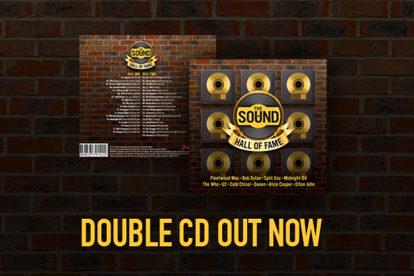 The Sound Hall of Fame CD - On Sale Now