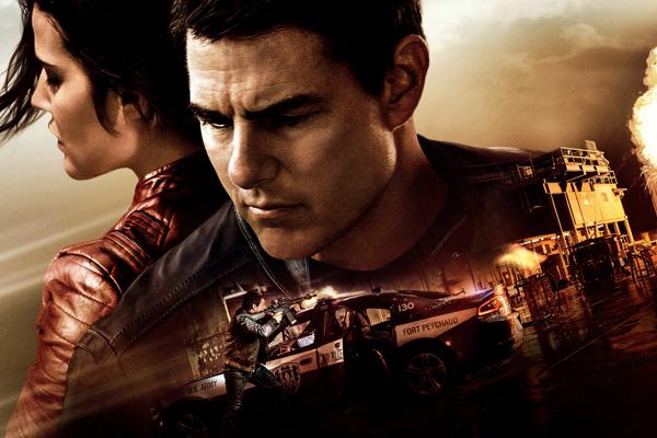 Jack Reacher: Never Go Back; In Cinemas October 20