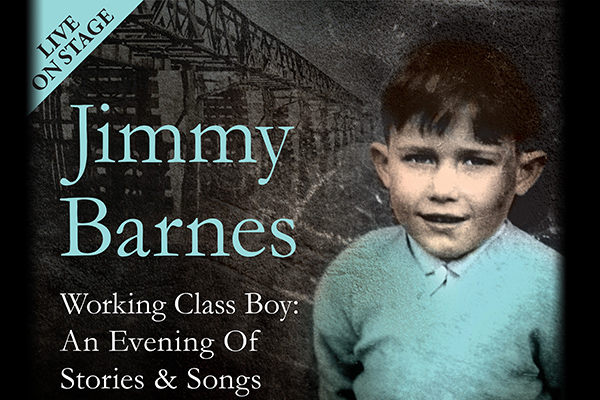 See Jimmy Barnes at The Sydney Opera House