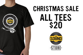 The Sound Store Christmas Sale