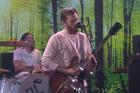 Kings of Leon perform 'Reverend' on The Ellen Show!