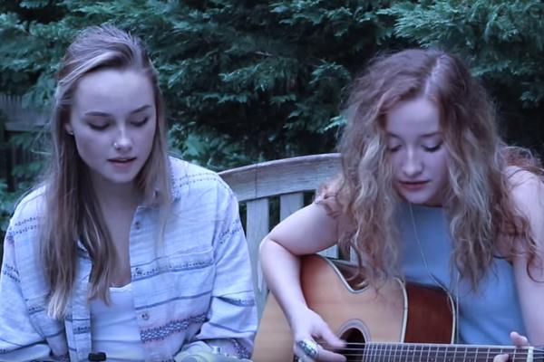 Two young girls cover Fleetwood Mac's 'Rhiannon'