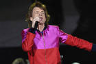 Mick Jagger is a father for the eighth time