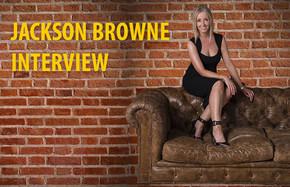 Tracey Donaldson interviews Jackson Browne