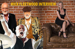 Mick Fleetwood on why he keeps coming back to New Zealand