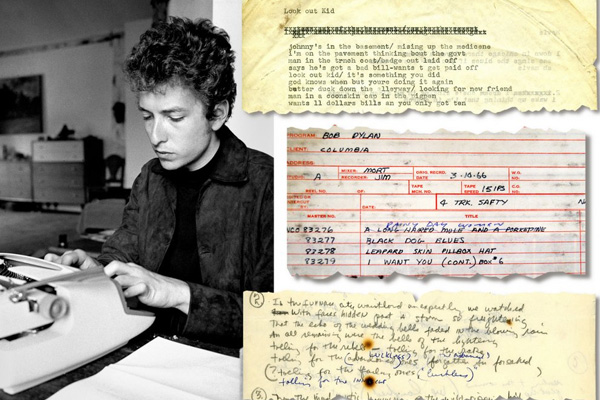 Bob Dylan sells 6,000 personal artifacts