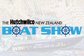 Win tickets to The Hutchwilco New Zealand Boat Show
