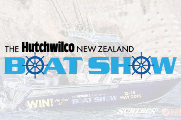 The Hutchwilco NZ Boat Show