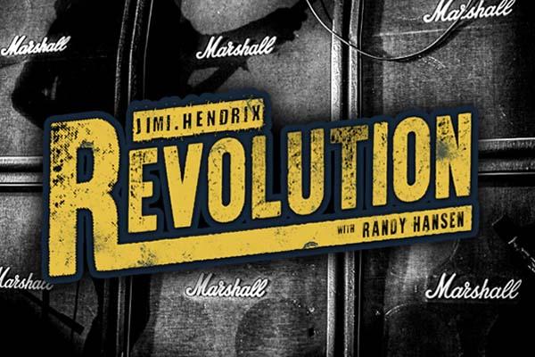 The Jimi Hendrix Revolution with Randy Hansen