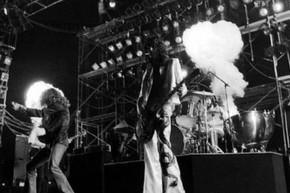 April 30, 1977: Led Zeppelin set a world record