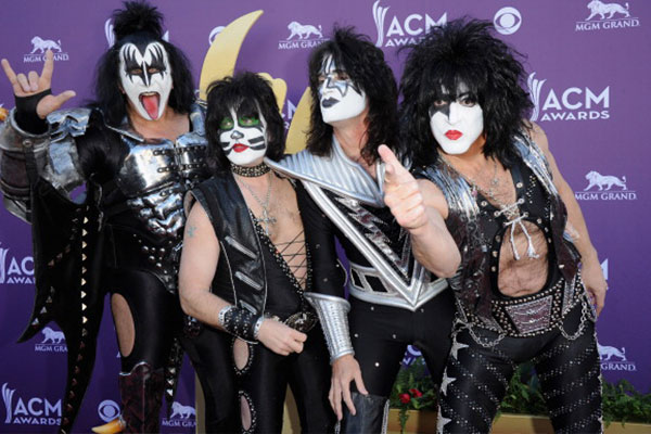 KISS reveal new trailer for their concert movie