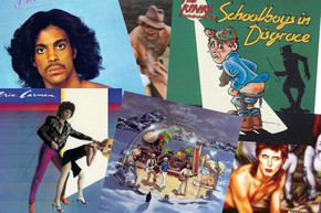 The most bizarre and ugly album covers