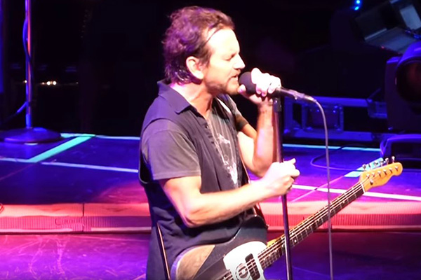 Hear Pearl Jam cover The Doobie Brothers 'Takin' It To The Streets'
