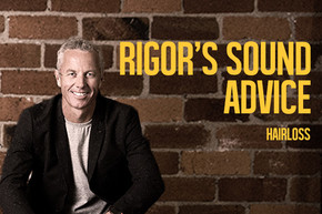 Rigor's Sound Advice: How to promote hair growth