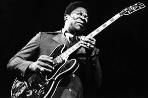 B.B. King's top 10 collaborations with rockers