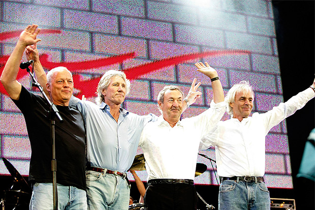 Pink Floyd to be honored on U.K. stamps