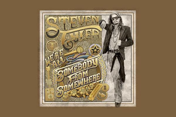 Steven Tyler announces first solo album