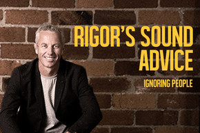 Rigor's Sound Advice: Where have all the good men gone?