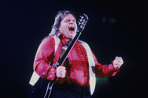 Hear Meatloaf's new single