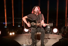 Dave Grohl shares a story of his awkward moment with Paul McCartney