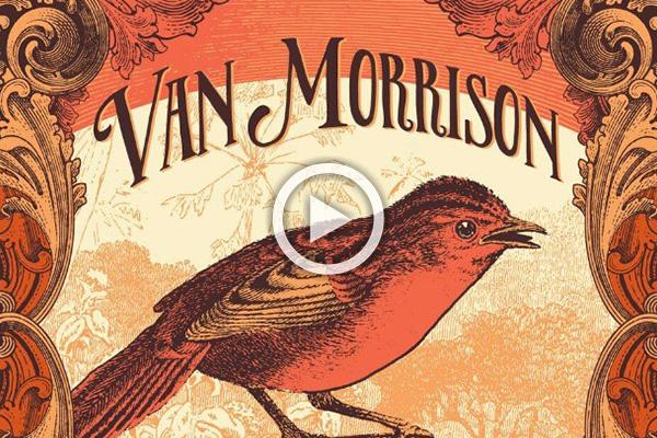 Van Morrison announces new album