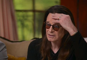 Ozzy Osbourne opens up about marriage troubles